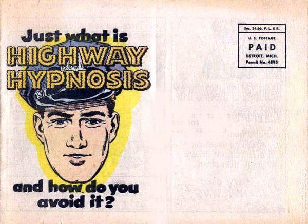 high hypnosis comic book